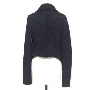 HELMUT LANG Jackets & Coats - Like new/HELMUT LANG Sweater Jacket/L